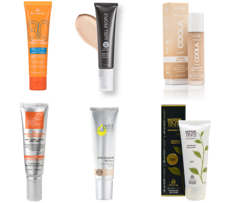 Face SPF Ultimate Product Roundup – Green is the Color
